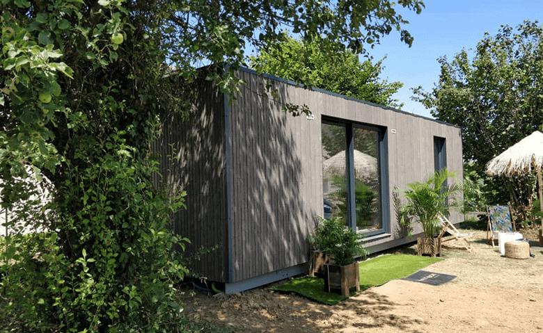 extension de maison ossature bois
