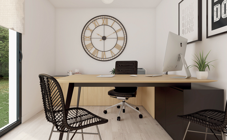conseils pour optimiser son espace bureau en télétravail