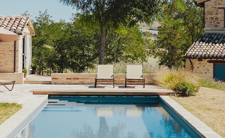 amenager son jardin pool house studio de jardin